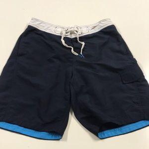 SPEEDO Blue Swimsuit Mens Medium